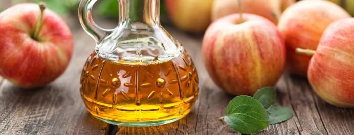 picie octu jabłkowego może poprawić efekty odchudzania