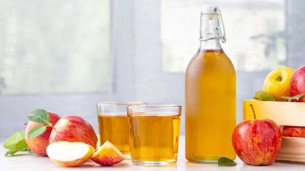 czy ocet jabłkowy działa na odchudzanie?